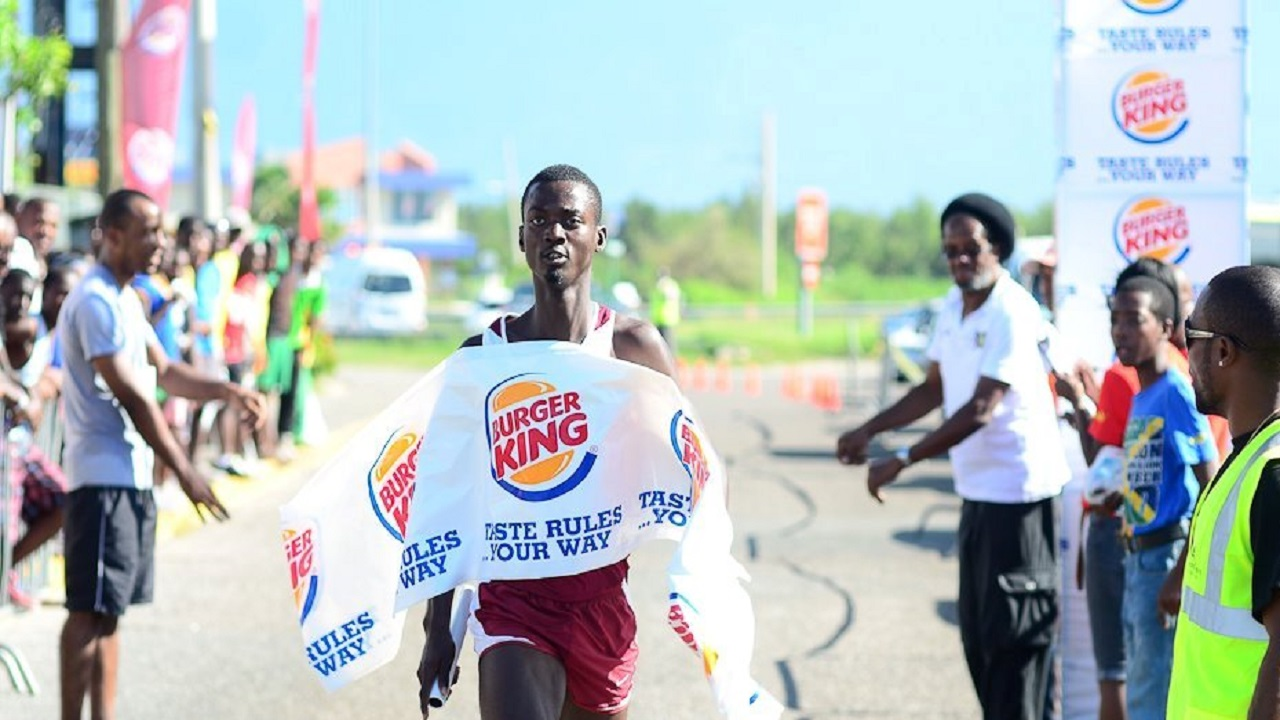 Burger King Grand Prix Set for October