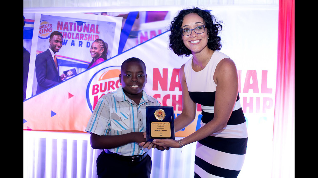 $3.8 Million in Burger King Scholarships for Exceptional Students