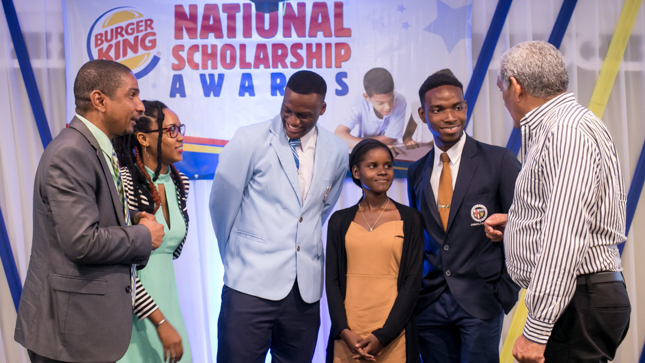 Burger King Awards $4 Million in Scholarships to Students